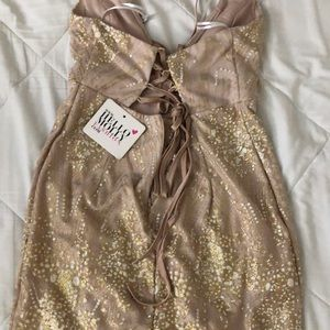 Sequin bodycon dress from Hello Molly